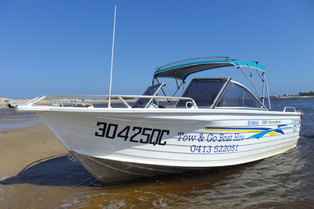Noosa River Hire Boats